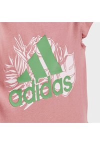 adidas Performance - Jersey dress - hazy rose/clear pink - 4