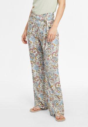 TREND PANTS - Pyjama bottoms - white