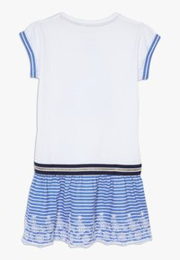 Lemon Beret - SMALL GIRLS DRESS - Robe en jersey - optical white - 1
