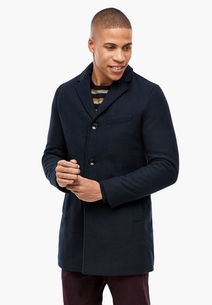 Classic coat - night blue