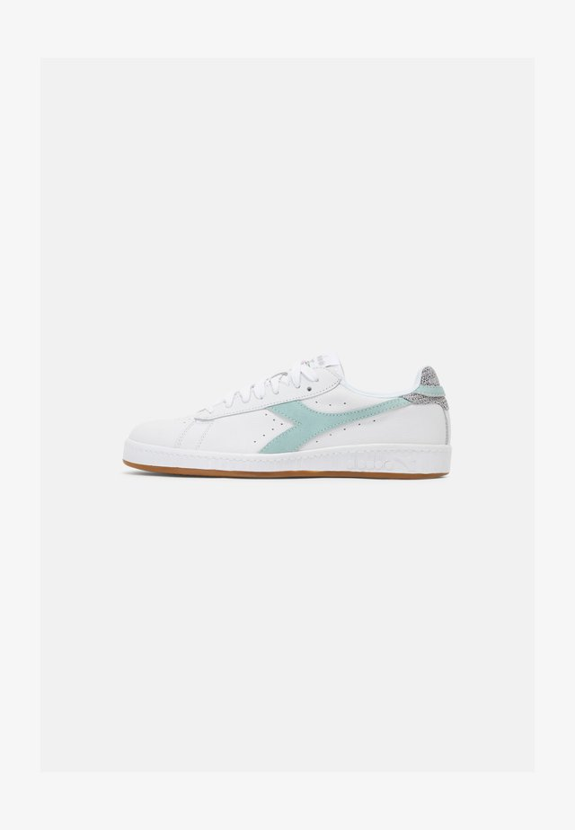 GAME OPTICAL SUMMER UNISEX - Sneakers laag - white/blue surf