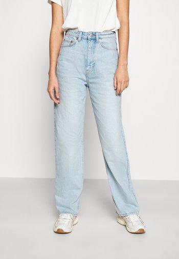 ROWE - Jeans straight leg - fresh blue wash