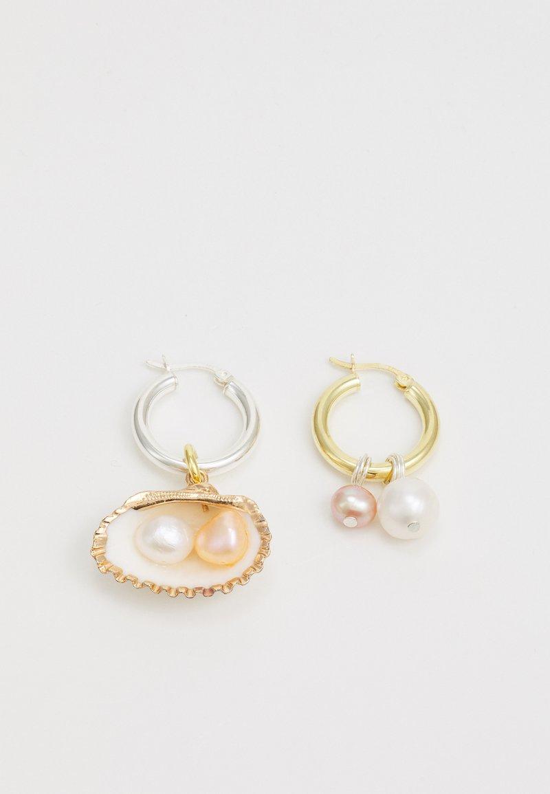 WALD - DROP IT LIKE ITS HOT EARRINGS - Earrings - gold-coloured