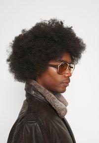 Serge Pariente - NEW PILOT - Leather jacket - brown - 4
