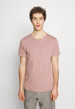 WILLIAMS - T-shirt basic - mauve