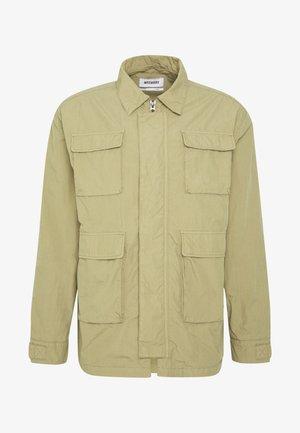 NATE JACKET - Summer jacket - green