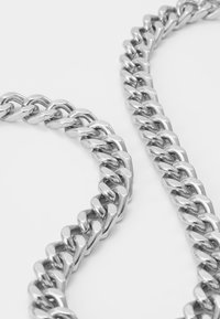 Wild For The Weekend - HEAVY HIT NECKLACE - Necklace - antique silver-coloured - 4