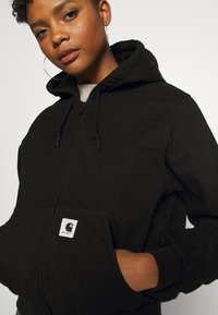 Carhartt WIP - ACTIVE JACKET - Light jacket - black - 5