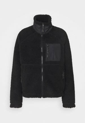 NMEDD JACKET - Summer jacket - black