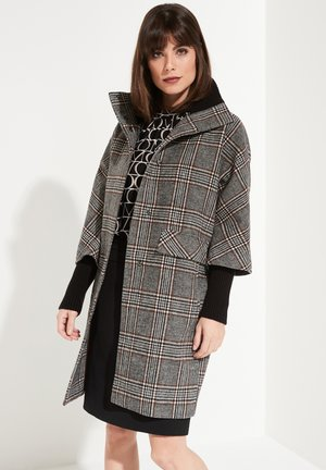 Short coat - grey/black check