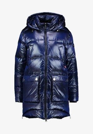 Zimní kabát - midnight blue