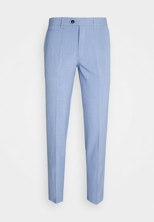 CLUB PANTS - Trousers - blue mix