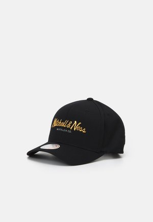 NBA OWN BRAND METALLIC WEALD  - Keps - black