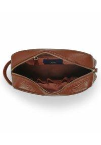 Howard London - Easton Brown - Kosmetická taška - brown - 3