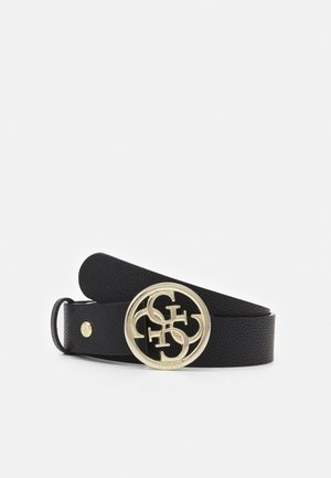 SANDRINE ADJUST PANT BELT - Pasek - black
