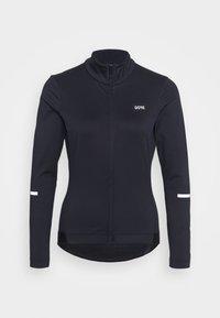 Gore Wear - GORE® WEAR PROGRESS THERMO WOMENS - Training jacket - black - 3
