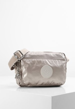 ABANU - Across body bag - metallic grey