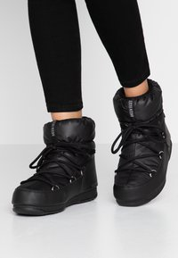 Moon Boot - LOW  WP - Winter boots - black - 0