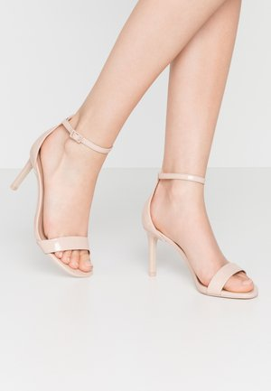 ELLA - High Heel Sandalette - bone