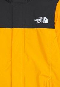 The North Face - RESOLVE REFLECTIVE JACKET - Hardshell jacket - summit gold - 2