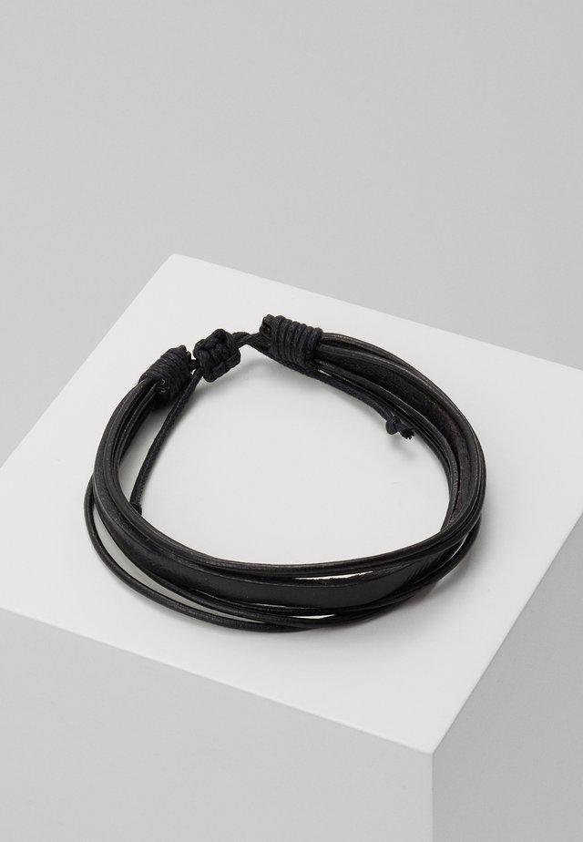 CONTEXT BRACELET - Náramek - black