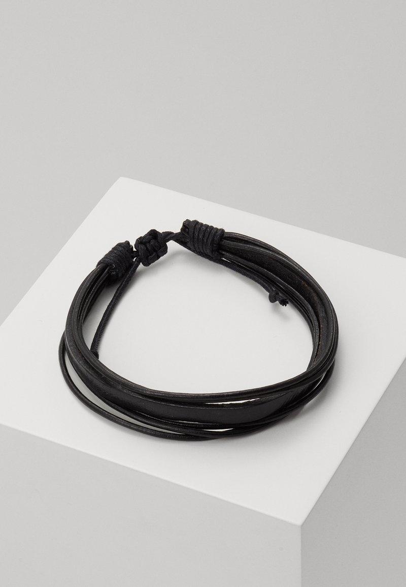 Icon Brand - CONTEXT BRACELET - Bracciale - black