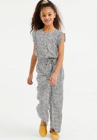 WE Fashion - Tuta jumpsuit - all-over print - 0