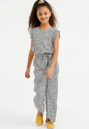 Overal - all-over print