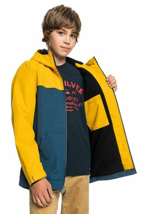 WAITING PERIOD YOUTH - Winter jacket - nugget gold