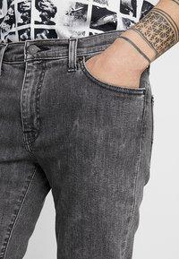 Levi's® - 511™ SLIM  - Jean droit - porcini bleach - 3