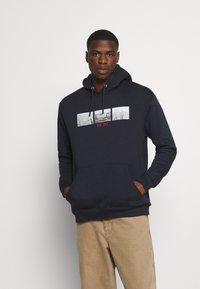 Nominal - CITY HOOD - Sweatshirt - navy - 0