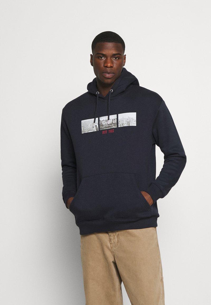 Nominal - CITY HOOD - Sweatshirt - navy