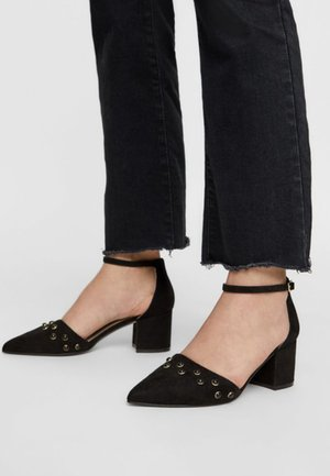 BFDIVIVED  - Escarpins - mottled black