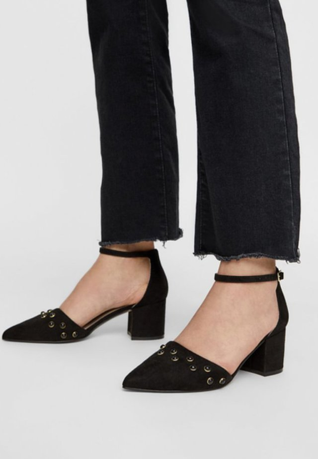 BFDIVIVED  - Classic heels - mottled black
