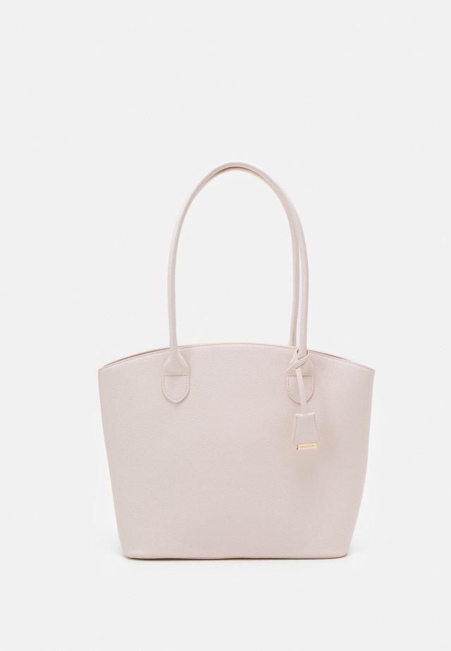 Handbag - blush white