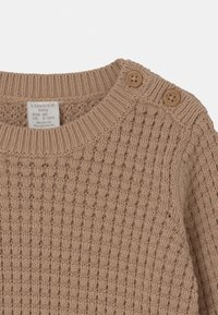 Lindex - WAFFLE UNISEX - Jumper - brown - 2