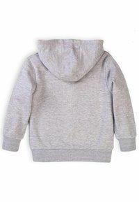 MINOTI - Zip-up hoodie - grey - 1