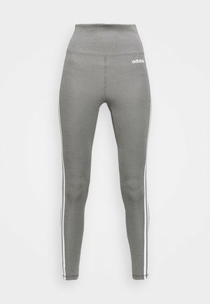 Leggings - grey/white