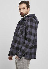 Brandit - LUMBER - Light jacket - black/grey - 5