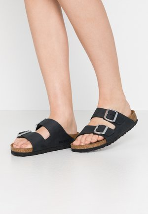 ARIZONA - Pantofole - black