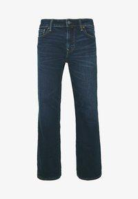 RIGID ORIGINAL - Bootcut jeans - dark indigo wash