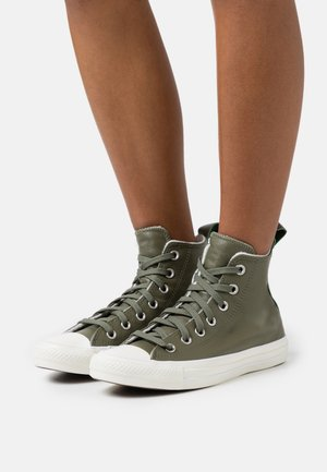 CHUCK TAYLOR ALL STAR - Zapatillas altas - field surplus/egret