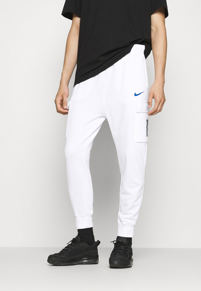 Nike Sportswear - PANT - Tracksuit bottoms - white