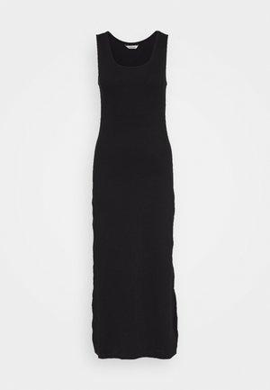 HIDRA DRESS - Jersey dress - black