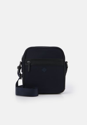 GATES DAY BAG - Borsa a tracolla - navy/black
