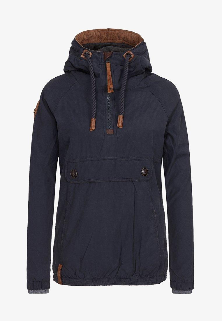 Naketano - Outdoor jacket - dark blue