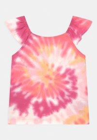 GAP - GIRLS FLUTTER  - Print T-shirt - multi-coloured - 0