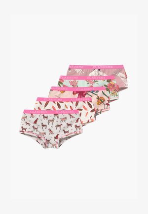 GIRLS 5 PACK - Slip - pink