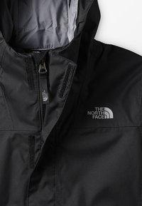 The North Face - RESOLVE  - Hardshellová bunda - black - 2