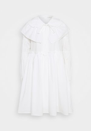 GILANA DRESS - Korte jurk - snow white